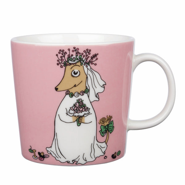 moomin the fuzzy mug
