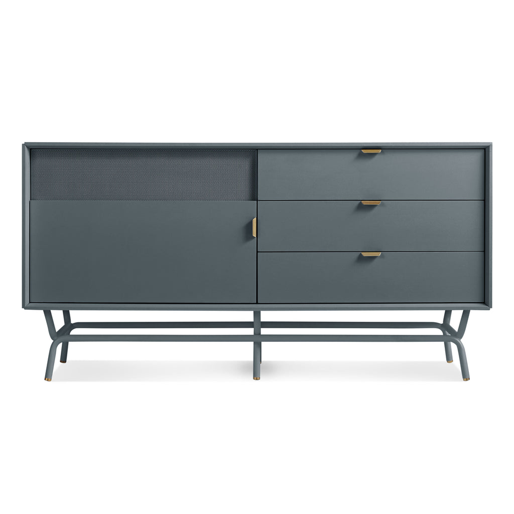 dang 1-door 3-drawer console