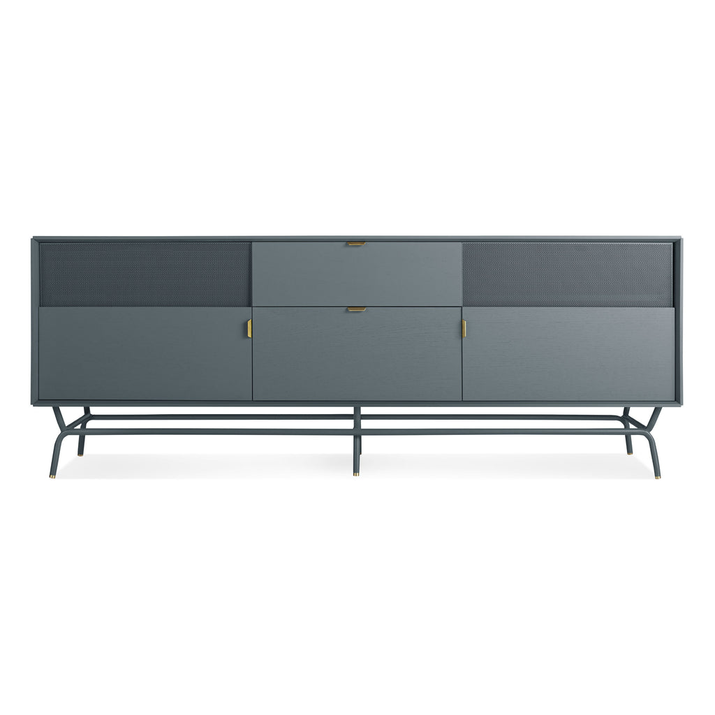 dang 2-door 2-drawer console