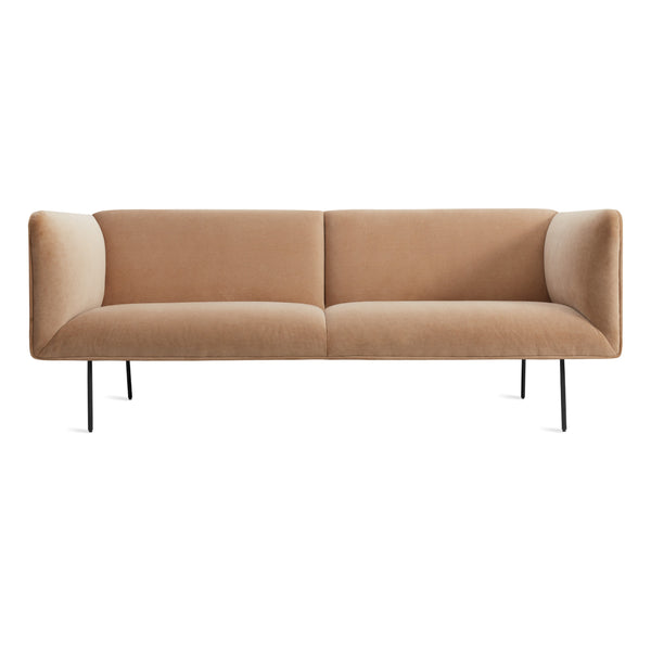 "dandy velvet 86"" sofa"