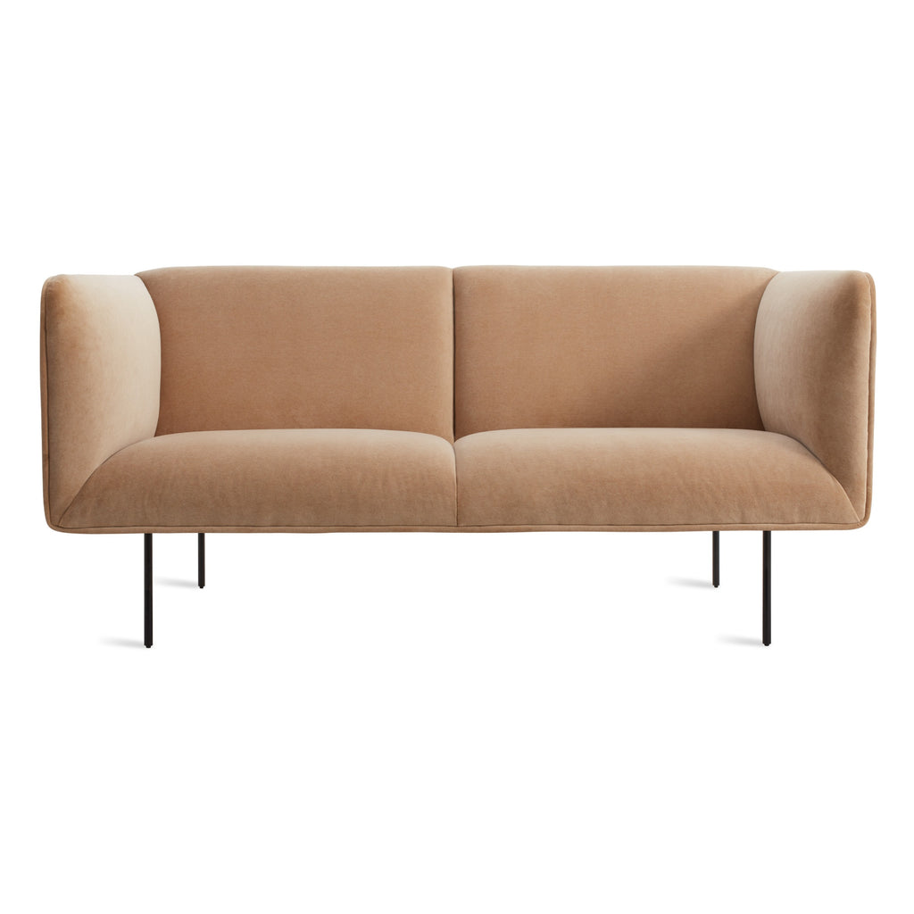 "dandy velvet 70"" sofa"