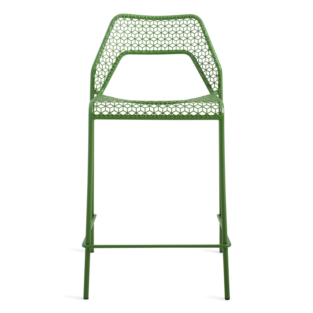 hot mesh counter stool - green or red (outlet)