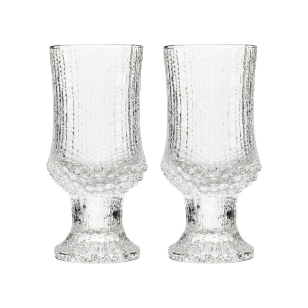 ultima thule white wine glass set of 2