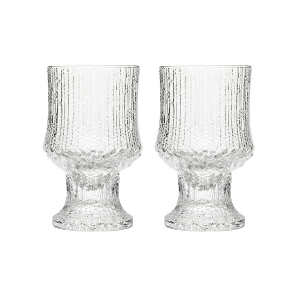 ultima thule red wine glass set of 2
