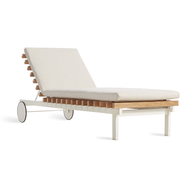 perch outdoor sunlounger