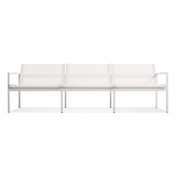skiff outdoor 3 seat sofa