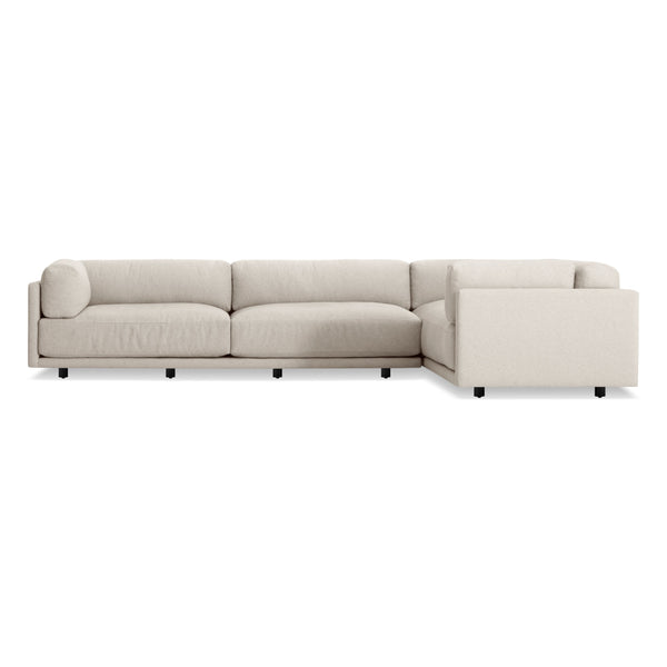 sunday left L sectional sofa
