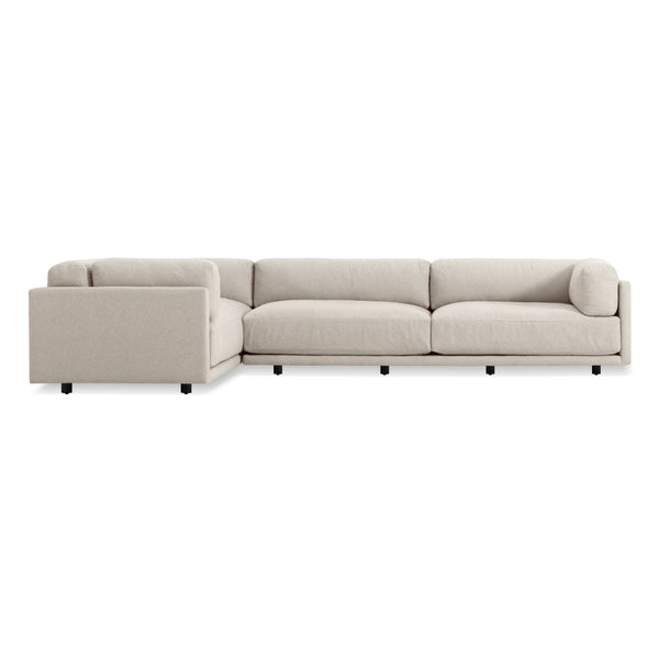 sunday right L sectional sofa