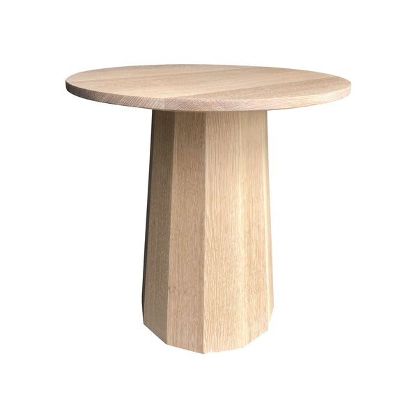 Twelve end table