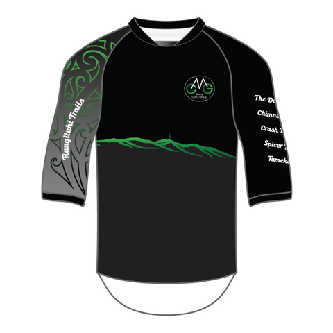 Tealfox Mana Cycle Group MTB Jersey