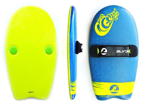 Slyde Grom Soft Top Handboard For Bodysurfing
