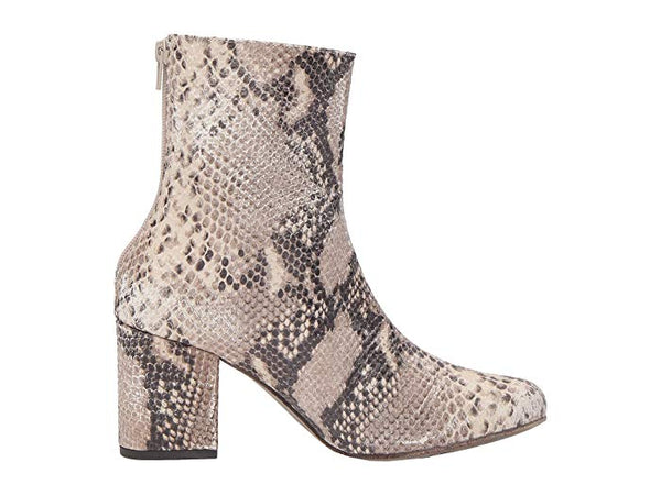 Cecile Ankle Boot // Snake