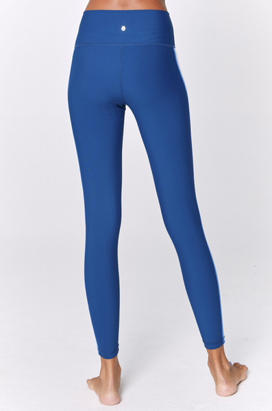 Blue Opal Rainbow Active Leggings
