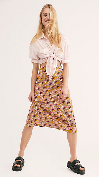 Flower Power Baby! Skirt