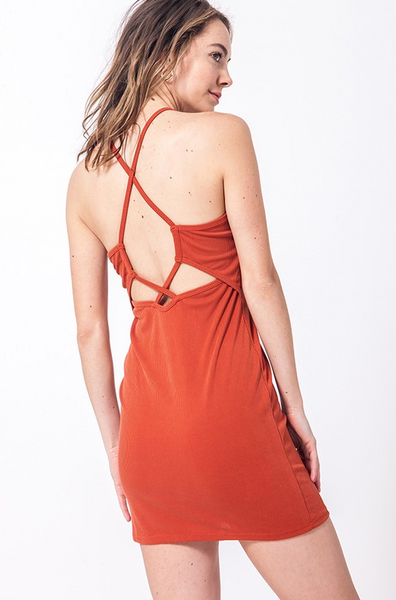 Strappy Summer Dress