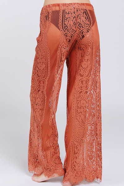 Fleetwood Dreams Lace Pants