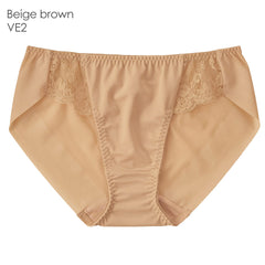 NO-SHOW BIKINI PANTY (VE2-Beige brown)