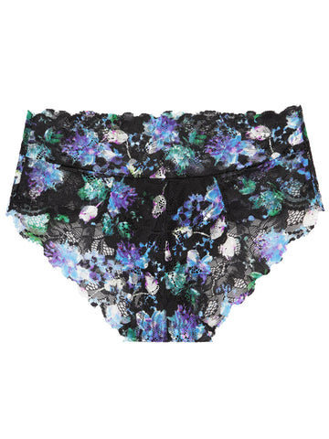 Flower All Lace Bikini Panty