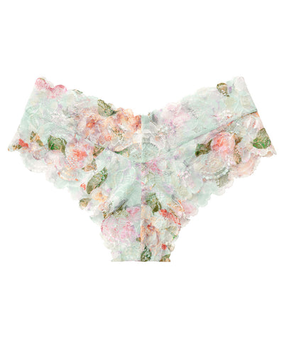 Jolie Flower Lace Cheeky Panty