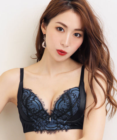 Sexy Geisha Side Support Bra #5