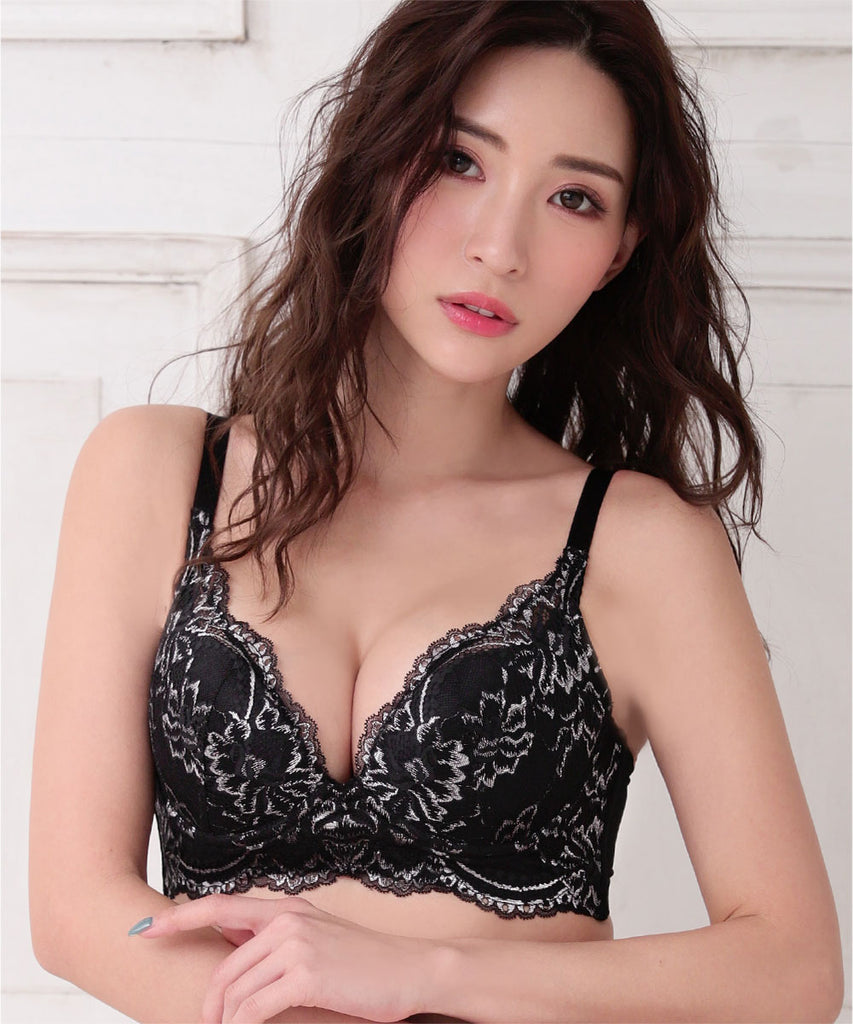 Sexy Geisha Side Support Bra #6