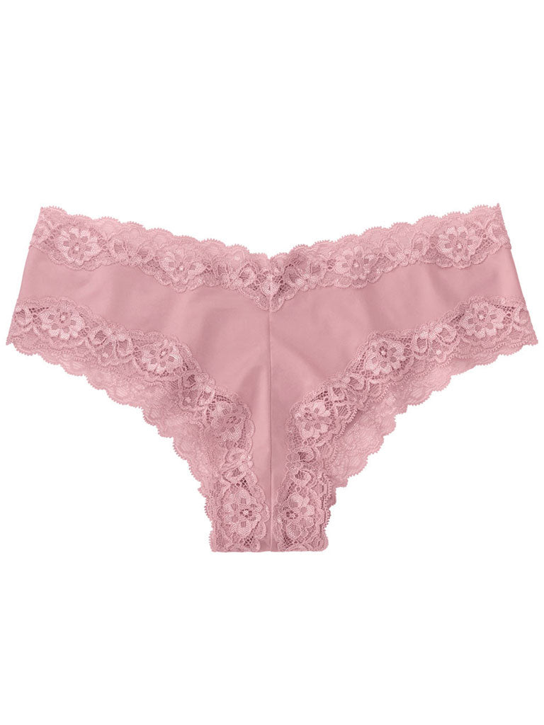 Sexy Lace Back Design Cheeky Panty #5
