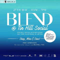 May & Bahru @ Blend Tin Hill Social
