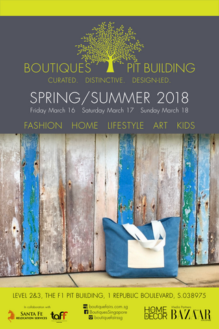 May & Bahru at Boutiques fair March 2018