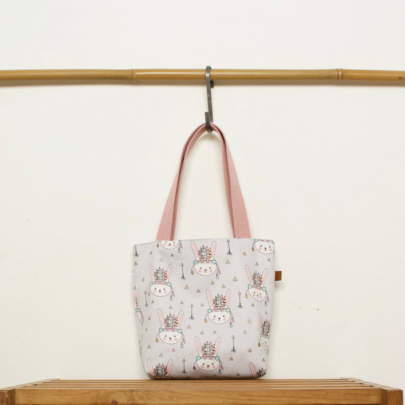 Kids tote bag - Bunnies