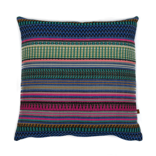 Cushion Mexican Party - Cobalt blue