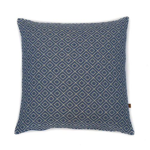 Cushion many frames - Cobalt blue