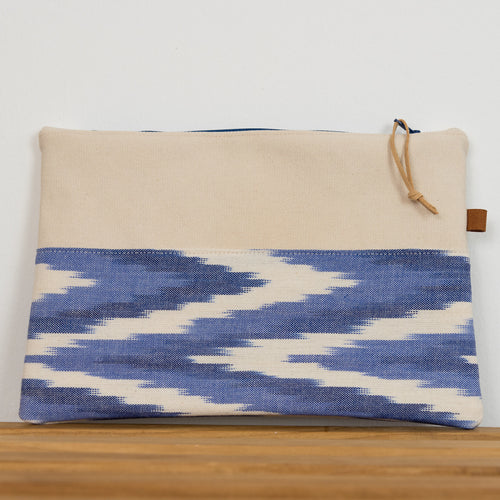 Large Pouch - Beige