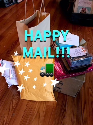 I've Got Junk Monkey Happy Mail - What Did You Send?