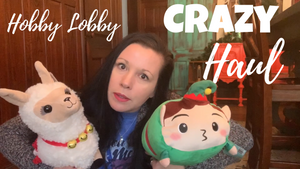 CRAZY Good Finds | HUGE Hobby Lobby Haul