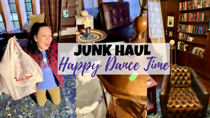 My Junk Haul | What Will I Do With These Finds?