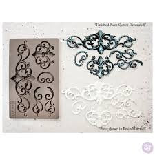 Tillden Flourish mould by re design with prima