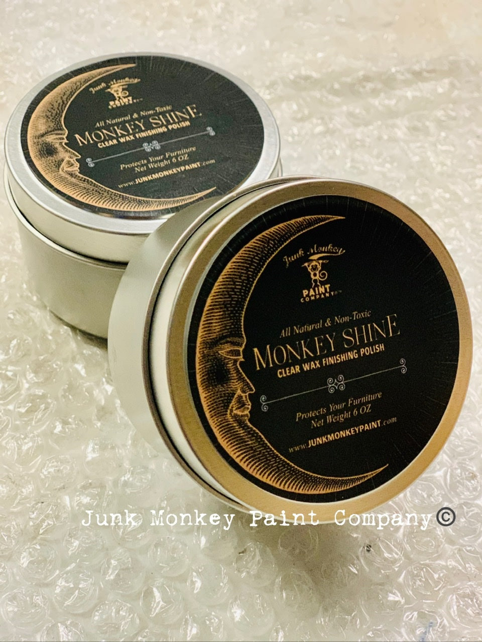 Monkey Shine - Clear Wax/Oil Finishing Polish