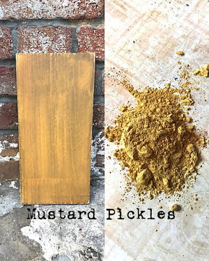 Milk Paint - Mustard Pickles