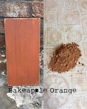 Milk Paint - Bakeapple Orange