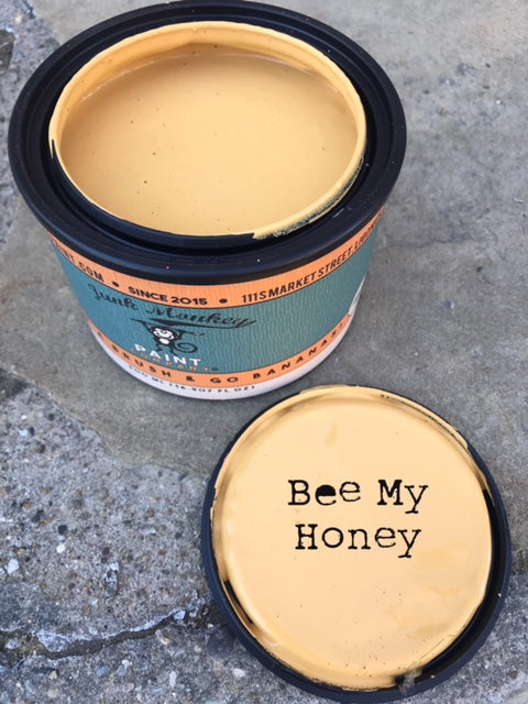 Junk Monkey Paint - Bee My Honey