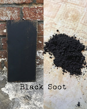 Milk Paint - Black Soot