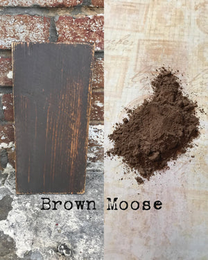 Milk Paint - Brown Moose