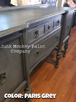 Junk Monkey Paint - Paris Grey