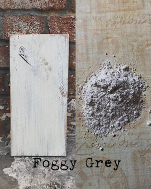 Milk Paint - Foggy Grey