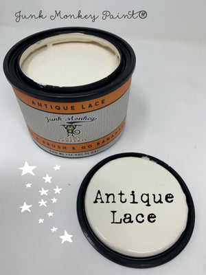 Junk Monkey Paint - Antique Lace