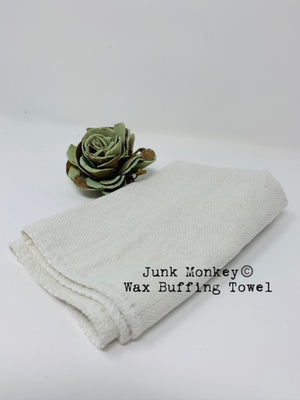 Wax Buffing Towel