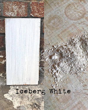 Milk Paint - Iceberg White