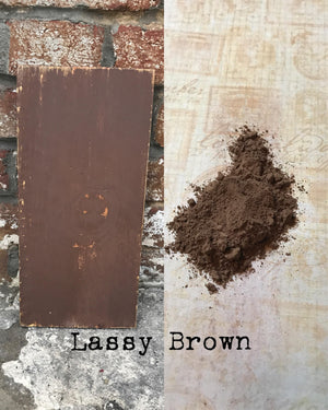 Milk Paint - Lassy Brown