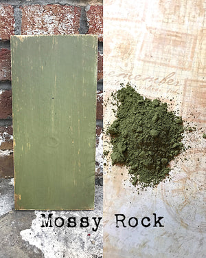 Milk Paint - Mossy Rock
