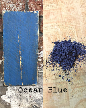 Milk Paint - Ocean Blue